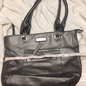 Rosetti silver bag